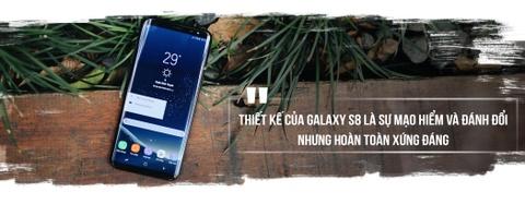 Danh gia Galaxy S8 va S8+: Net loi cuon cua su lieu linh hinh anh 3