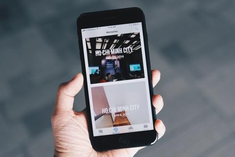 Dung thu iOS 11 tren iPhone 7 Plus o VN hinh anh 6