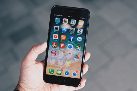 Dung thu iOS 11 tren iPhone 7 Plus o VN hinh anh 3