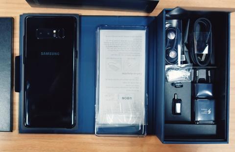 Mo hop Galaxy Note 8 sap len ke o Viet Nam hinh anh 4