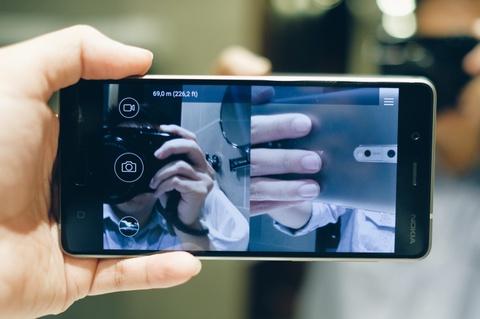 Anh Nokia 8 camera kep, Snapdragon 835, gia 13 trieu o VN hinh anh 9