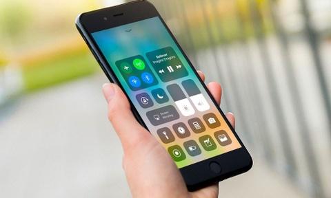 cach sua iPhone bi cham hinh anh