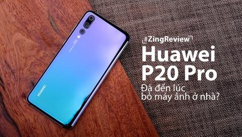 #ZingReview: Danh gia Huawei P20 Pro - da den luc bo may anh o nha? hinh anh 2