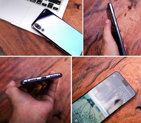 #ZingReview: Danh gia Huawei P20 Pro - da den luc bo may anh o nha? hinh anh 13