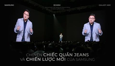 Chuyen chiec quan jeans va chien luoc moi cua Samsung hinh anh 2