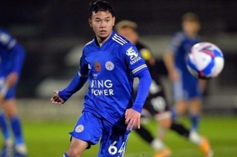 Tuyển Thái triệu tập cầu thủ đang khoác áo Leicester City