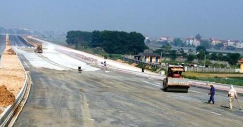 Duong Vo Nguyen Giap o Ha Noi dai 12 km hinh anh