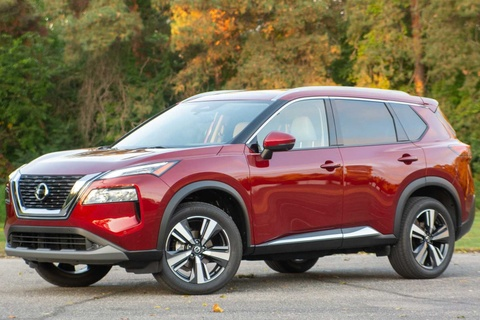 Nissan X-Trail 2021 - mau xe danh cho gia dinh hinh anh