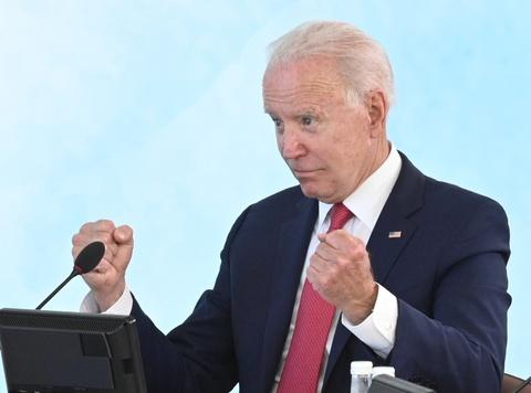 Tổng thống Biden kêu gọi G7 cứng rắn với Trung Quốc