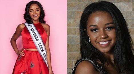 Co gai da mau 17 tuoi dang quang Miss Teen USA hinh anh