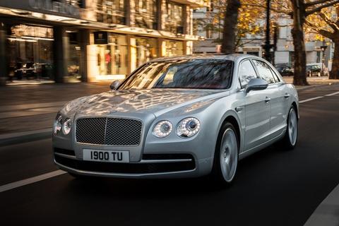 Bentley trinh lang bo doi Continental moi manh me hon hinh anh