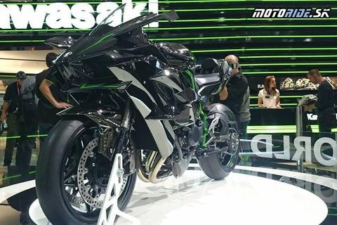 Sieu moto Kawasaki Ninja H2R cong suat 300 ma luc trinh lang hinh anh