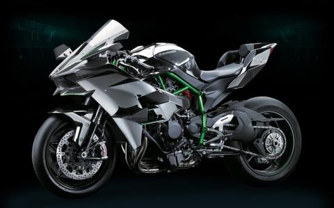 Chi tiet sieu mo to Kawasaki Ninja H2R hinh anh