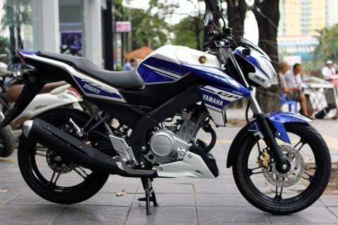 Can canh Yamaha FZ150i GP 2014 moi ban tai VN hinh anh