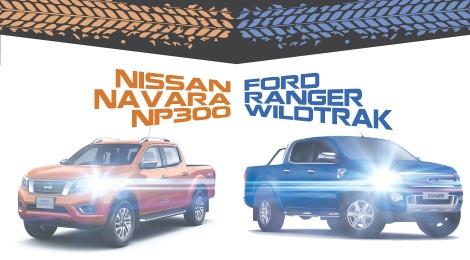 So sanh Nissan Navara NP300 va 'ong vua ban tai' Ford Ranger hinh anh
