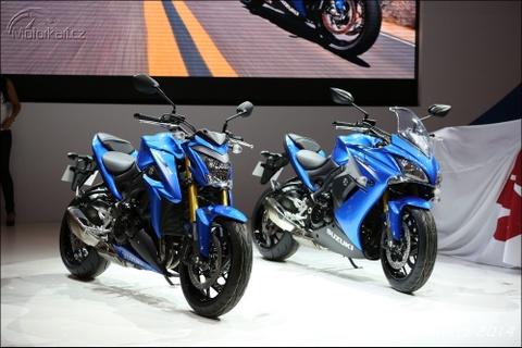 Suzuki cong bo gia ban naked bike 1.000 phan khoi tai An Do hinh anh