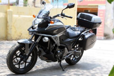 Can canh Honda NC750X gia hon 500 trieu tai Ha Noi hinh anh