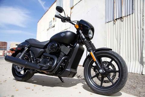 Harley-Davidson trieu hoi dong xe gia re hinh anh