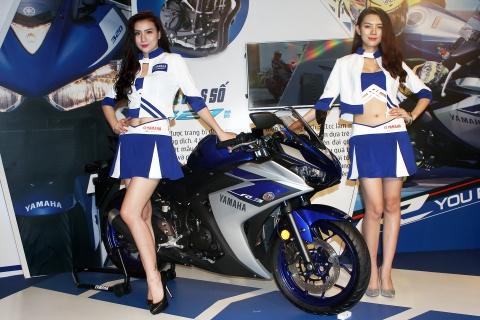 Chi tiet Yamaha YZF-R3 gia 150 trieu moi ra mat hinh anh 12