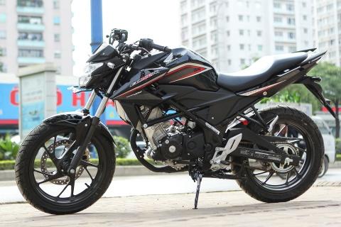 Honda CB150R 2016 so dang voi Yamaha FZ150i hinh anh