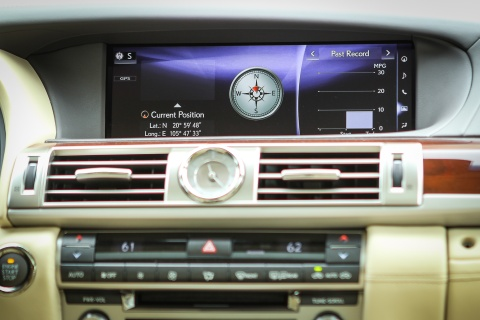 Lexus LS460L 2016 tai Ha Noi hinh anh 8