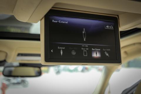 Lexus LS460L 2016 tai Ha Noi hinh anh 12