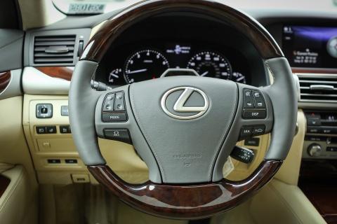 Lexus LS460L 2016 tai Ha Noi hinh anh 7
