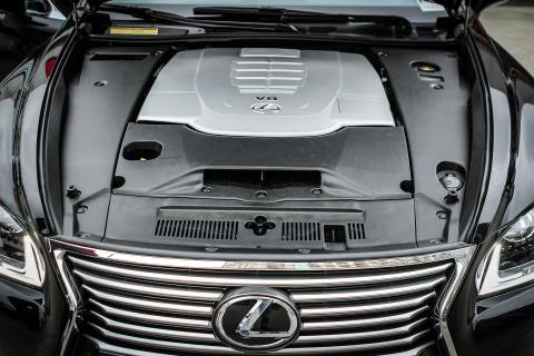 Lexus LS460L 2016 tai Ha Noi hinh anh 15