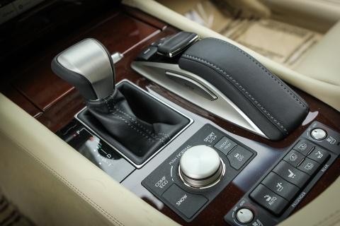 Lexus LS460L 2016 tai Ha Noi hinh anh 9