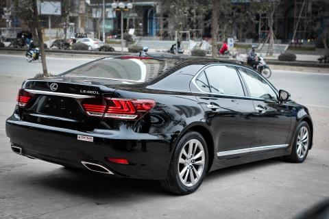 Lexus LS460L 2016 tai Ha Noi hinh anh 2