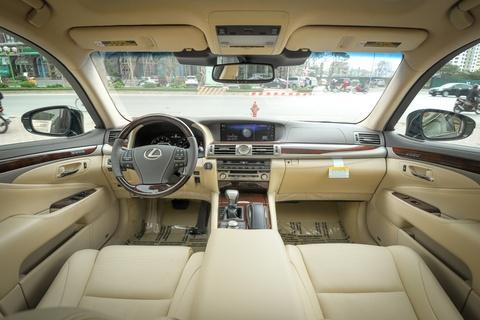 Lexus LS460L 2016 tai Ha Noi hinh anh 6