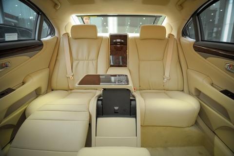 Lexus LS460L 2016 tai Ha Noi hinh anh 10