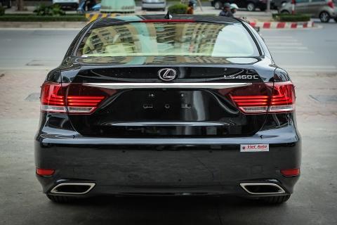 Lexus LS460L 2016 tai Ha Noi hinh anh 4