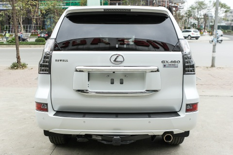 Lexus GX 460 2016 - SUV hang sang gia hon 4 ty tai Ha Noi hinh anh 3