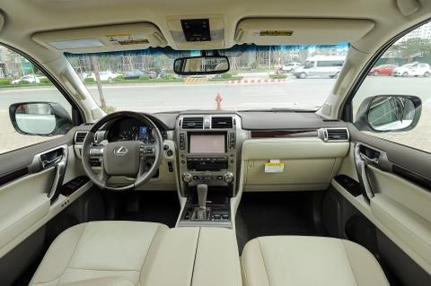 Lexus GX 460 2016 - SUV hang sang gia hon 4 ty tai Ha Noi hinh anh 6