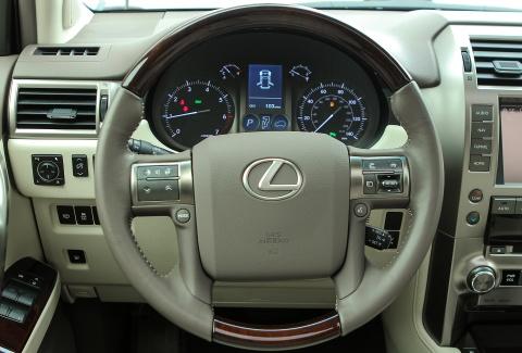 Lexus GX 460 2016 - SUV hang sang gia hon 4 ty tai Ha Noi hinh anh 7