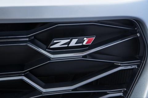 Xe the thao Chevrolet Camaro ZL1 cong suat 640 ma luc hinh anh 4