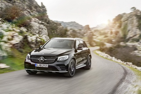 Mercedes-AMG GLC 43 4MATIC moi co cong suat 362 ma luc hinh anh 1