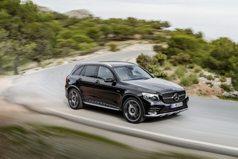 Mercedes-AMG GLC 43 4MATIC moi co cong suat 362 ma luc hinh anh 2