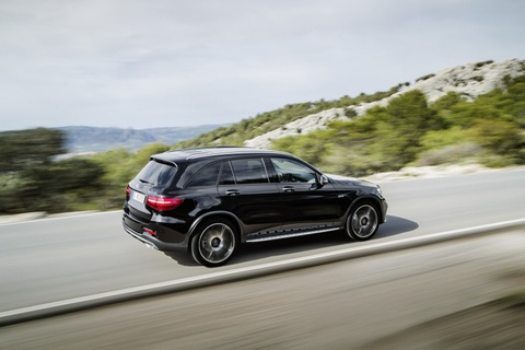 Mercedes-AMG GLC 43 4MATIC moi co cong suat 362 ma luc hinh anh 3