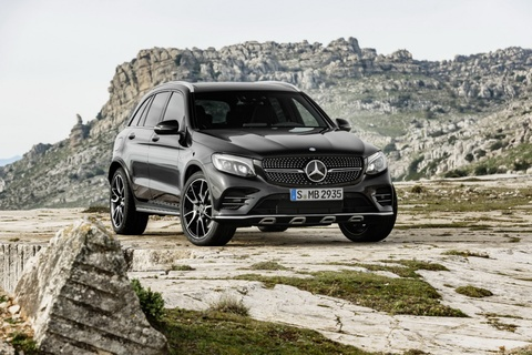 Mercedes-AMG GLC 43 4MATIC moi co cong suat 362 ma luc hinh anh 7