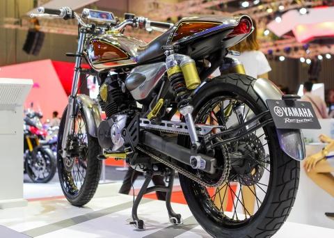 Xe con tay concept Yamaha Resonator tai Viet Nam hinh anh 2