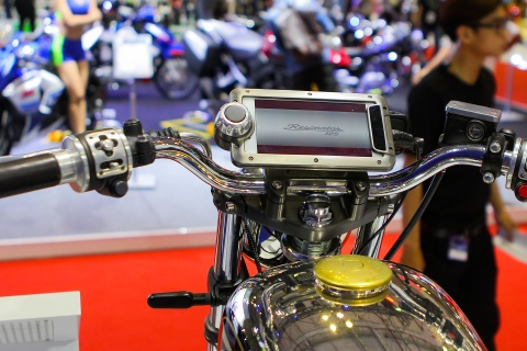 Xe con tay concept Yamaha Resonator tai Viet Nam hinh anh 4