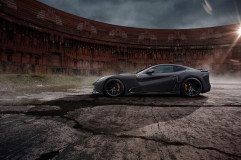 Sieu xe Ferrari F12 Berlinetta do gioi han 11 chiec hinh anh 3