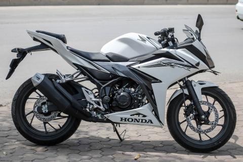 Honda CBR150R 2016 tai VN: the thao hon, giong Yamaha R15 hinh anh 2