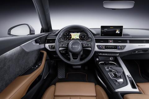 Audi A5 coupe moi cong suat tu 190 ma luc hinh anh 6