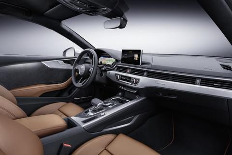 Audi A5 coupe moi cong suat tu 190 ma luc hinh anh 7
