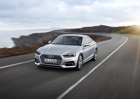 Audi A5 coupe moi cong suat tu 190 ma luc hinh anh 9