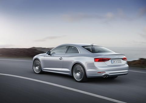 Audi A5 coupe moi cong suat tu 190 ma luc hinh anh 5