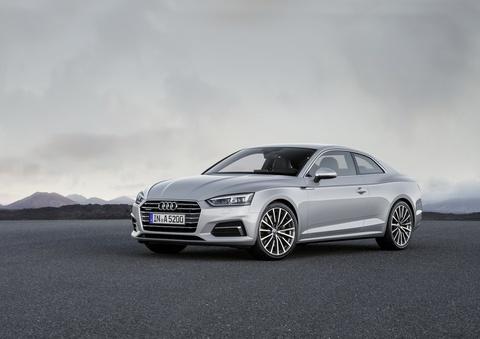 Audi A5 coupe moi cong suat tu 190 ma luc hinh anh 4